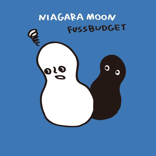 Niagara Moon「FUSSBUDGET」ジャケット(2018)