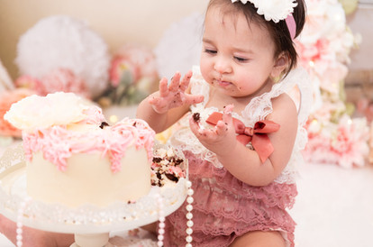 Cake Smash Photography Serendipity Studios
