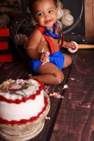 Colorado Cake Smash Photographer