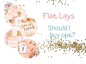 Flat Lays! Should I buy one?
