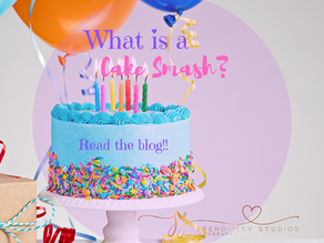 What is a Cake Smash?