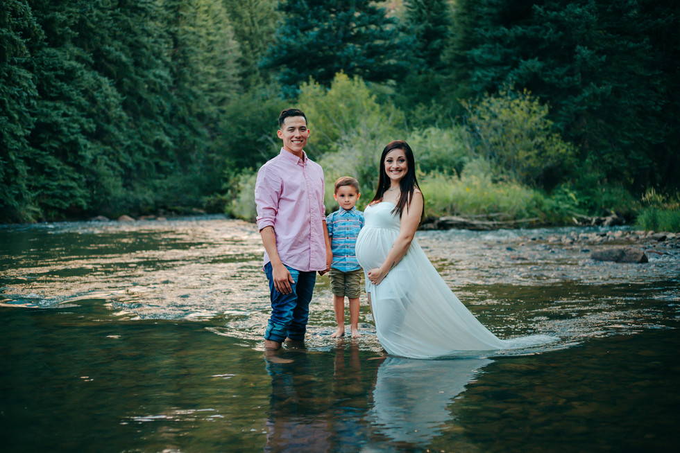 Colorado Maternity Photographer