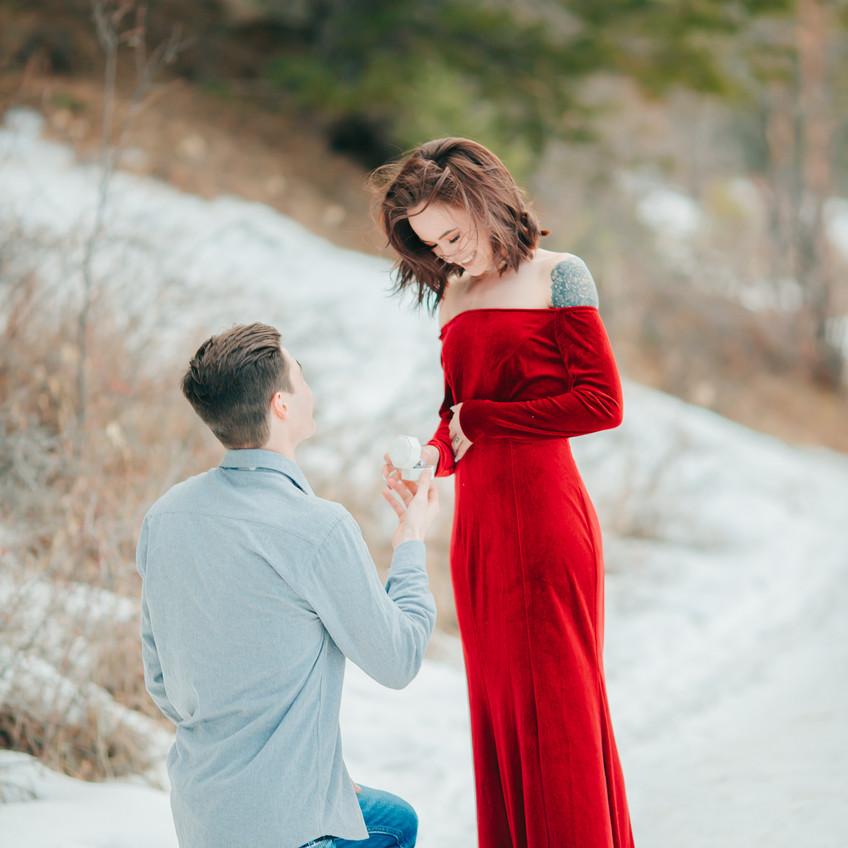 Colorado Proposal Photography