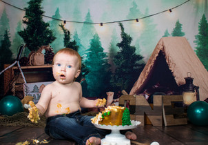 Cake Smash Photography Serendipity Studios