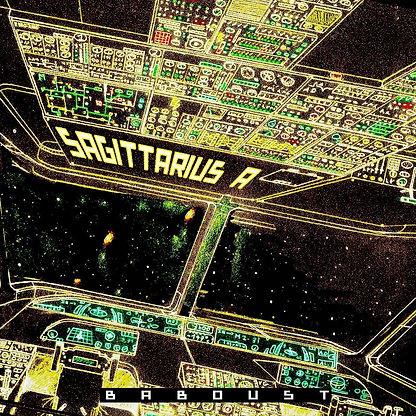 Pochette album safittarrius A Baboust