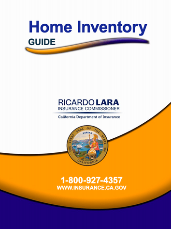 Home Inventory Guide