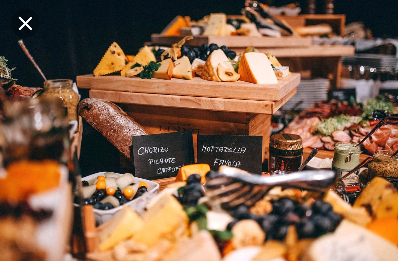 Cheese + Lagniappe Presentation