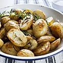Rosemary Roasted Baby Yukon Potatoes