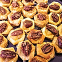 Baked Apple & Brie Pastry Bites