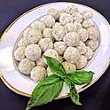 3-Cheese Artichoke Balls