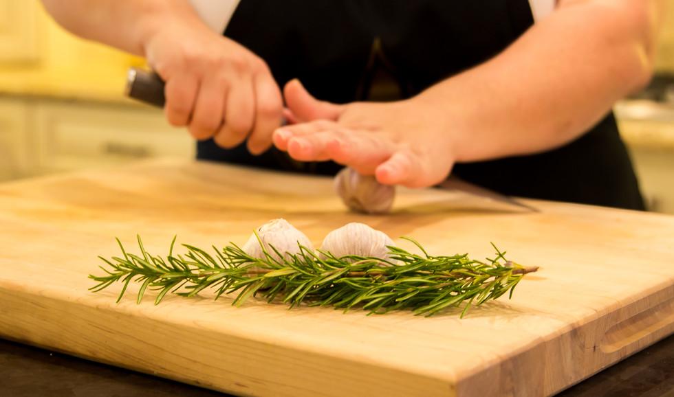 Rosemary & Roux uses premium ingredients