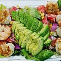 Southwest Shrimp & Avocado Salad (Entree Salad)