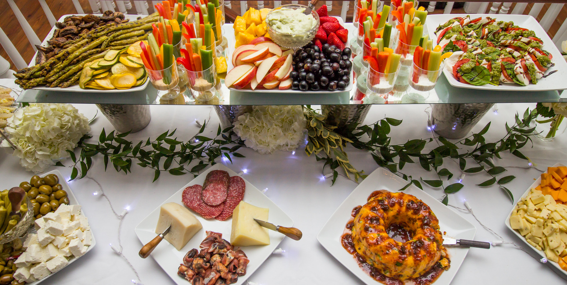 Charcuterie and H'oeuvres
