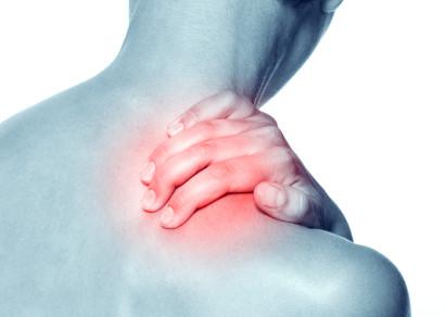 Shoulder blade pain Camden
