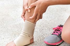 Chiropractor Narellan Gregory Hills Camden Mount Annan Sprains ankle pain