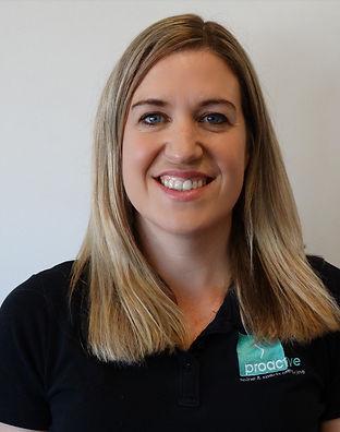 Jessica Graham Massage therapist