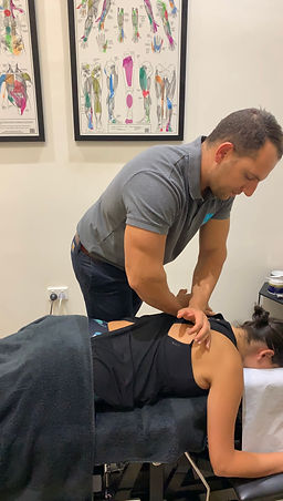 Back Pain Gregory Hills Chiropractor