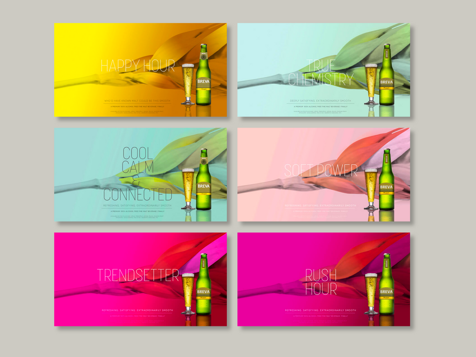 New brand for zero-alcohol beverage new entrant