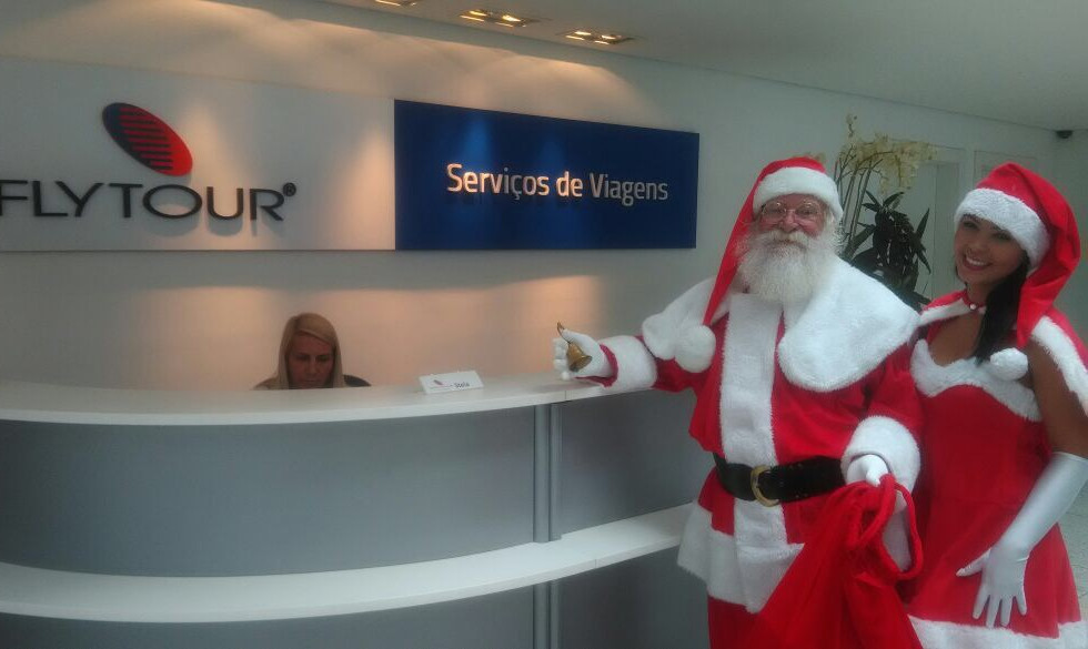 Papai Noel e Noelete