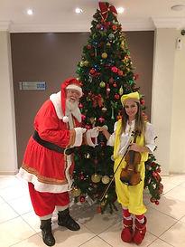 Papai Noel musical