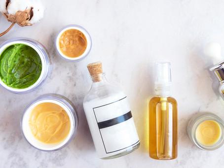 Boom des cosmetiques fait maison Recette de baume corps naturelle pour peau sèche