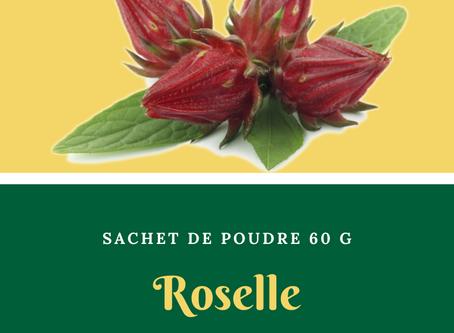 Natura Plantes®: Roselle