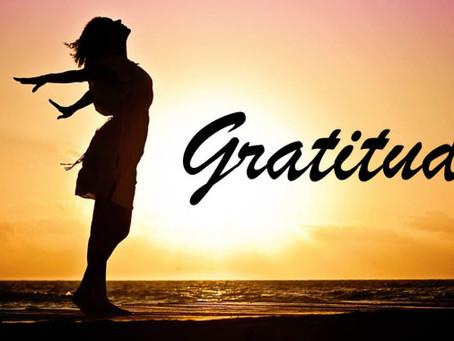 Prière de la gratitude