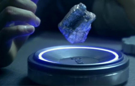 Expériences de supraconductivité surprenante, incroyable