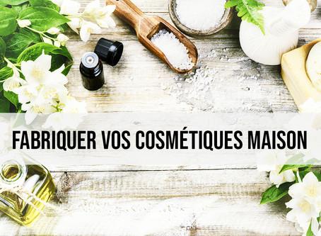 16 recettes faciles de cosmétiques naturelles