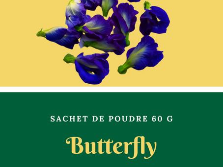 Natura Plantes®: Butterfly
