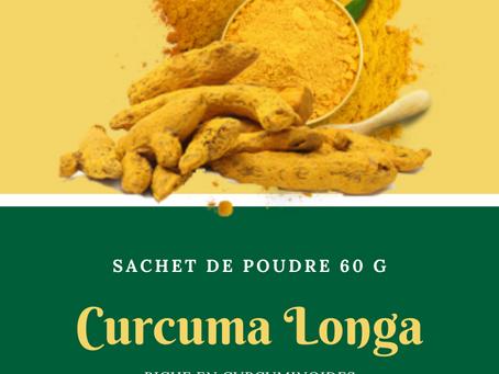 Natura Plantes®: Curcuma
