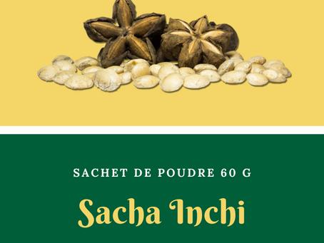 Natura Plantes®: Sacha Inchi