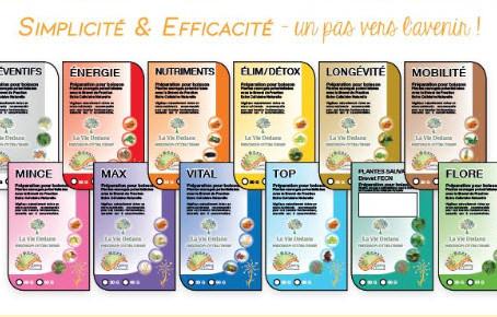 11 programmes nutritionnels  brevet FECN