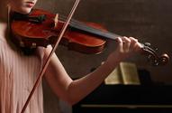 Violin player?