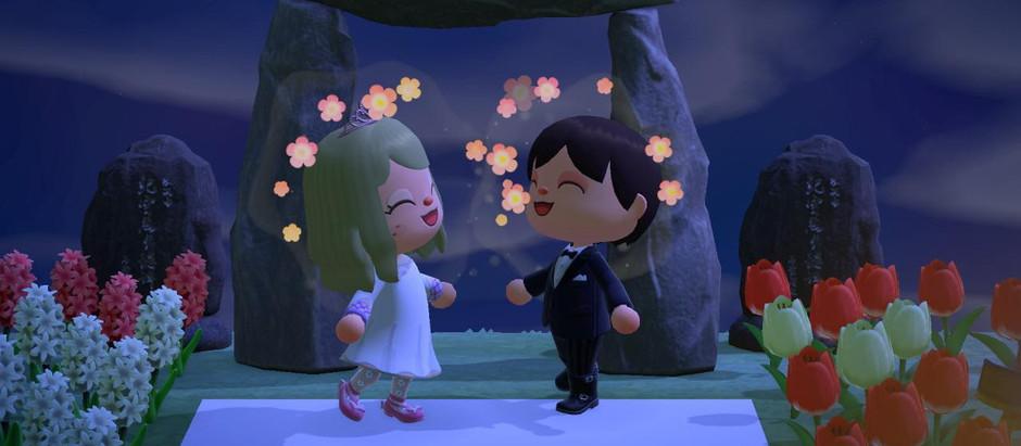 Gracias a Nintendo, la gente puede celebrar hasta su boda