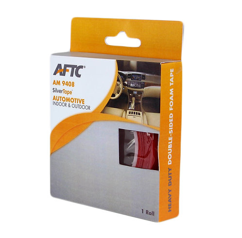 AFTC AM9408 SilverTape Gray