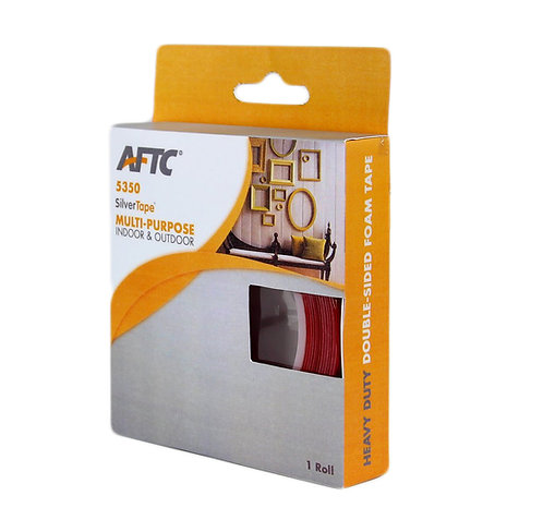 AFTC 5350 Silvertape White