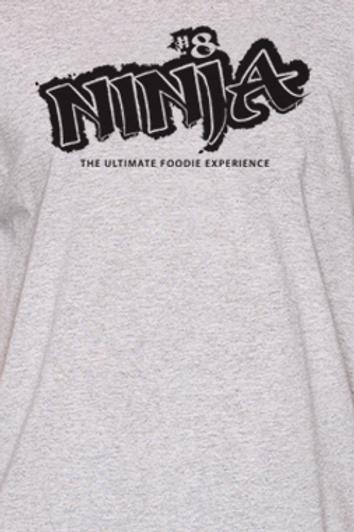 Ninja #8 Foodie T-SHIRT