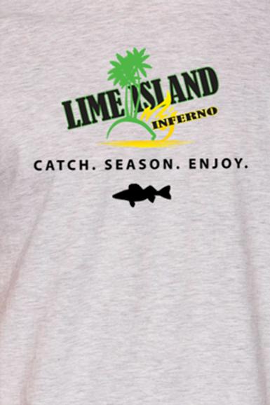 Lime Island Fishing T-SHIRT