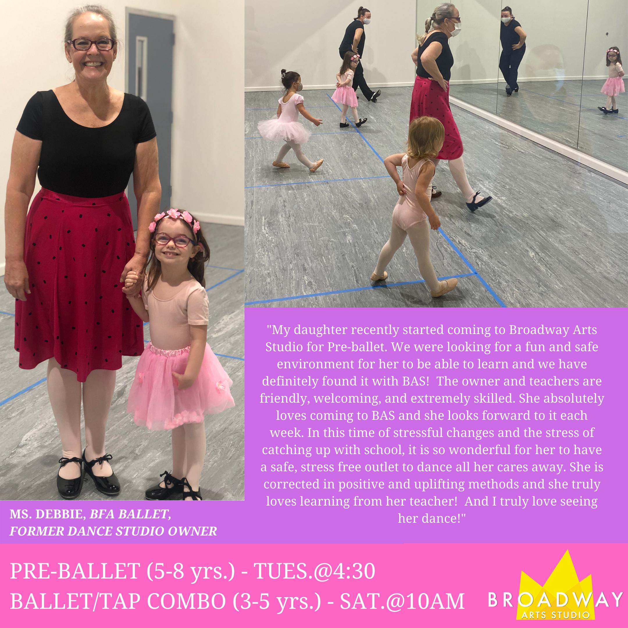 Pre-K  - Pre Ballet.png
