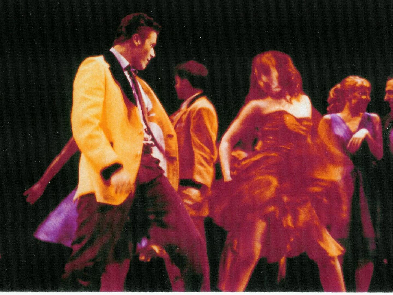 Troy in West Side Story