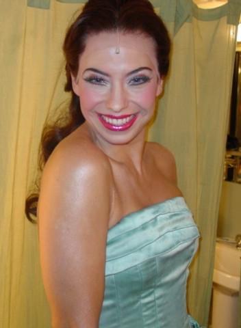 Darcie in Broadway's Aida