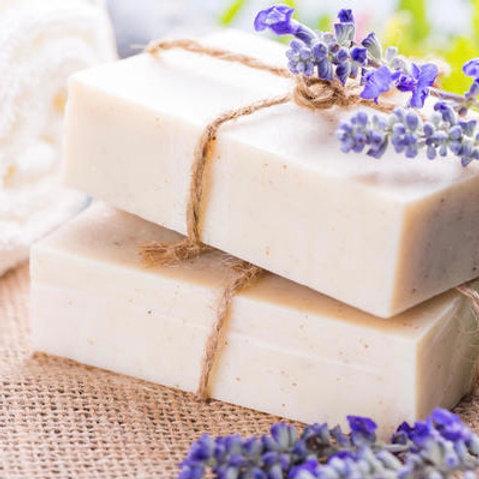 Lavender Vanilla Soap Bar