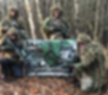 Combat Sniper military experience course