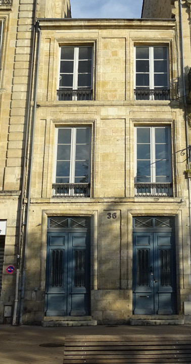 36 quai des Chartrons