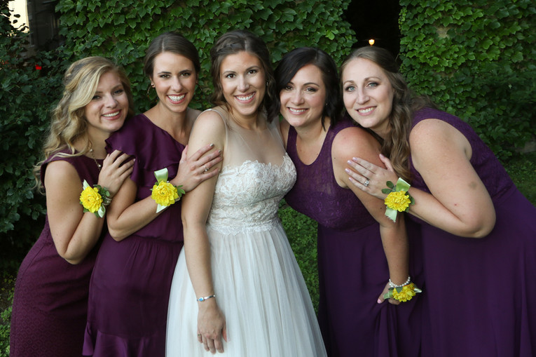 Taylor's Bridal Party
