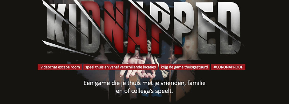 Kidnapped thuis game