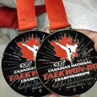 Taekwon-Do Medals