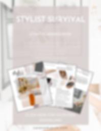 Stylist Survival Guide