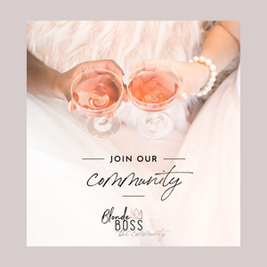 We have created a facebook community group full of boss babes (and boss boys welcome too) so we can share inspiration, challenges and everything -beyond the hair!